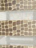 Browny Textilhintergrund Lizenzfreie Stockfotografie