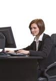 Browsing the internet Stock Photos