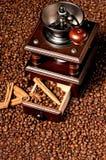 Broyeur de café Images stock