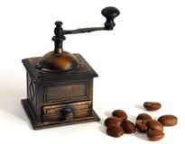 Broyeur de café miniature image libre de droits