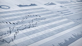 Börse stock video