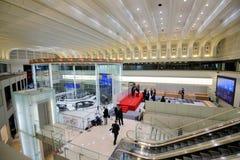 Börse Tokyos Stockbild