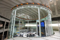 Börse Tokyos in Tokyo, Japan. Stockfoto