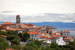 Brsec, Croatia Royalty Free Stock Image