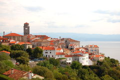 Brsec, Croatia Royalty Free Stock Photo