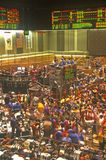 Börsenparkett von ChicagoHandelskammer, Chicago, Illinois Lizenzfreie Stockfotografie