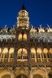 Brüssel-Museum Lizenzfreie Stockbilder