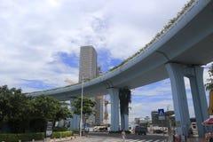 Brt bridge Stock Image