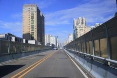 Brt road bridge Stock Photography
