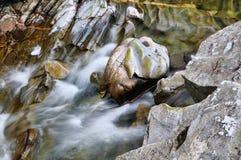 Bruar falls, Highlands, Scotland Royalty Free Stock Photo