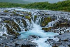 Bruarfoss Iceland Royalty Free Stock Image