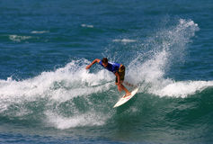 bruce υπέρ σερφ surfer σιδήρων ανταγ&o Στοκ φωτογραφία με δικαίωμα ελεύθερης χρήσης