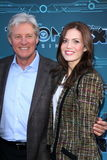 Bruce Boxleitner, Mandy Moore at Disney XD's  Stock Photography