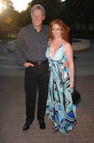 Bruce Boxleitner, Melissa Gilbert foto de stock royalty free