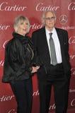 Bruce Dern & Andrea Beckett Royalty Free Stock Image