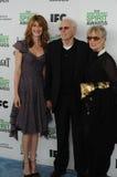 Bruce Dern et Laura Dern photo libre de droits