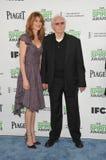 Bruce Dern et Laura Dern photos stock