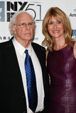 Bruce Dern, Laura Dern Stock Photography