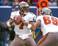 Bruce Gradkowski Tampa Bay Buccaneers photos stock