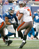 Bruce Gradkowski, Tampa Bay Buccaneers photo stock