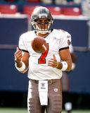 Bruce Gradkowski Tampa Bay Buccaneers Royalty Free Stock Photos