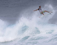 Bruce Irons Foto de Stock Royalty Free