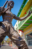 Bruce Lee, Chinatown, Los Angeles, California Stock Photography
