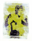 Bruce Lee Royalty Free Stock Photos