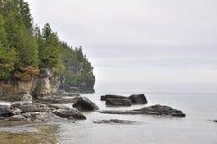 Bruce Peninsula fotografie stock