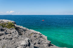 Bruce Peninsula National Park of Canada Stock Photo
