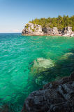 Bruce Peninsula National Park of Canada Stock Photography