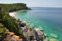 Bruce Peninsula, Ontário fotos de stock
