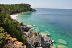 Bruce Peninsula, Ontario Stock Photos