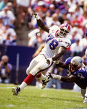 Bruce Smith, buffalo bills Fotografia Stock