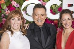 Bruce Springsteen beim Tony Awards 2018 Lizenzfreies Stockfoto