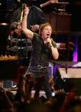 Bruce Springsteen e seu E Street Band executam foto de stock royalty free