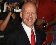 Bruce Willis Images libres de droits