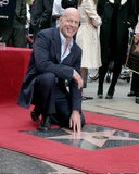 Bruce Willis foto de stock