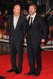 Bruce Willis, Sebastian Koch fotos de stock
