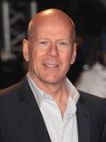 Bruce Willis Foto de archivo libre de regalías