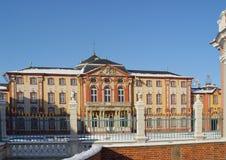 bruchsal κάστρο Στοκ Εικόνες