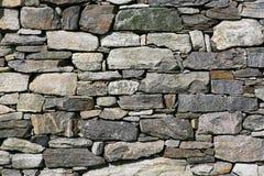 Bruchstein-Wand Stockfoto