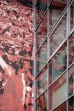 Bruchweg stadion Mainz Arkivfoto