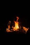 bruciarsi immagini stock