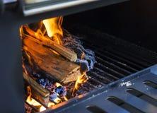 bruciarsi fotografia stock