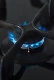Bruciatore della cucina Immagini Stock Libere da Diritti