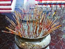 Bruciatore di incenso Fotografie Stock Libere da Diritti