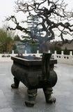 Bruciatore di incenso Fotografia Stock