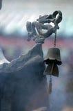 Bruciatore di incenso antico del padiglione Fotografie Stock Libere da Diritti