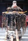 Bruciatore di incenso buddista con Fotografia Stock Libera da Diritti
